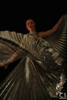 Lindy Avalon - Isis Wings by Pingster