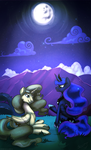 The Tale of Nightmare Moon by BlindCoyote