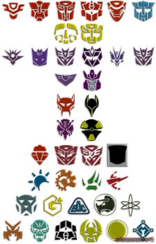 Transformers: All Factions by Gauntlet101010