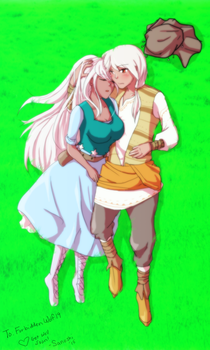 Story of Seasons: Nadi and Tessa by Sanoshi