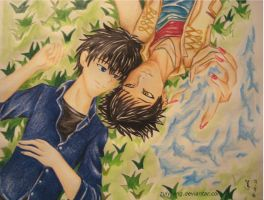 MALEC central parck II by Zuly-Ang