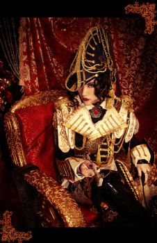 Trinity Blood by ShanHuang