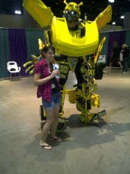 ConnectiCon Transformer by Lolalilacs