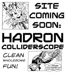 Promo image by Hadroncolliderscope