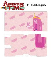 Adventure Time: P. Bubblegum by DesignsByCorkyLunn