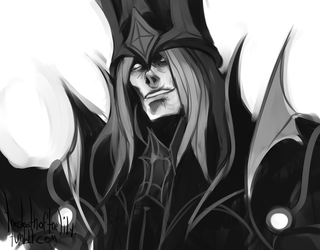 Death defied by TheDeathoftheLily