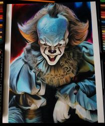 Pennywise by SaraDraw
