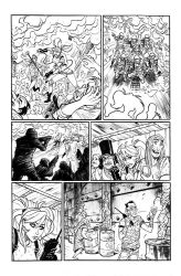 HARLEY QUINN PG 5 of 8 - Sam Lotfi by slotfi