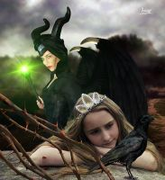 Maleficent True Love by Julianez