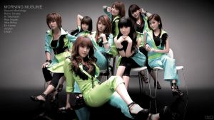Morning Musume Generation 8 by NEO-Musume