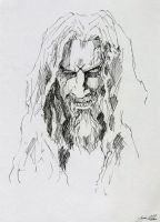 Rob Zombie by Hellzhaze