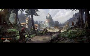 Neverwinter Stronghold Stage2 Final by GreyHues