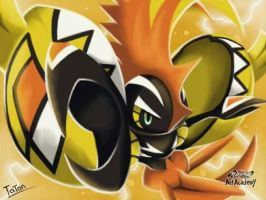 Tapu KoKo Pokemon Sun Pokemon Moon