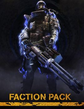 Metro Last light Faction Pack cover. by TheFoxtrot813