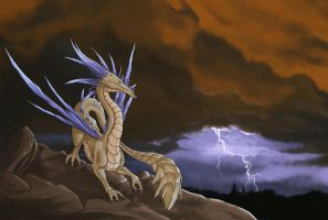Remake of Lord of storm by mythori