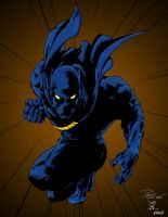Deviation 300 - Black Panther by pascal-verhoef