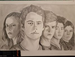The Death Cure by The-Curtis
