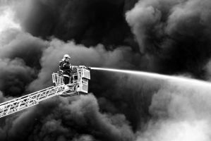 fireman by cahilus