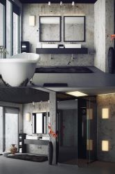 Bathroom Design by kornny
