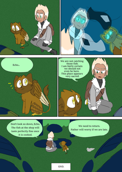 The Oasis - Page 8 (End) by Ninjagoavatar