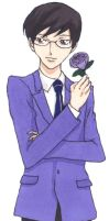 Request: Kyoya Ootori by Miraby