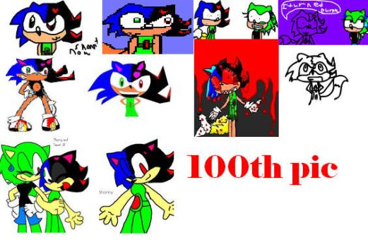 100 pic by alexis42998