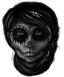 Candy Skull by abou3