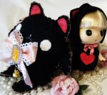 Lolita Cat by hellohappycrafts