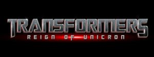 TF: Reign of Unicron logo by EspionageDB7