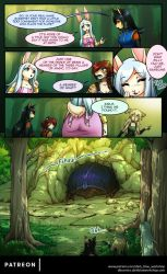 Bethellium The Magic City - Page 29 by A-BlueDeer