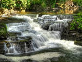 Lovers Falls 2 by Dracoart-Stock