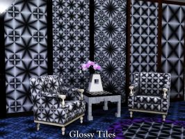 TS3 - Glossy Tiles by allison731