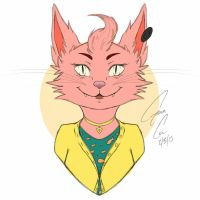 Princess Carolyn by Drawingandthings