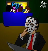 Friday the 13th strikes back again by DarkPrince2007
