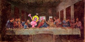 the first supper by Yohan-2014