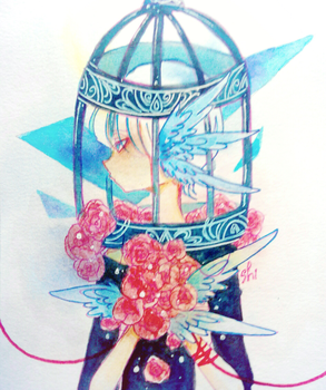 Caged by Shimelody