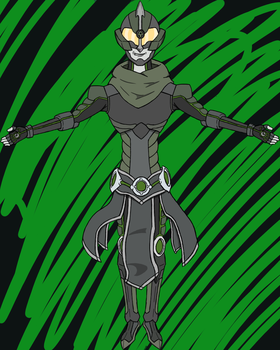 3-D's Grace_REDESIGN!! by DARKLORD98
