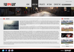 Web Page Subpage Design by Mottcalem