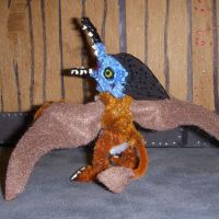 Pterodactyl Mini IV by the-gil-monster
