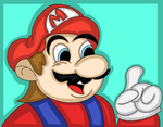 Hotel Mario. (Mario.) by 21WolfieProductions