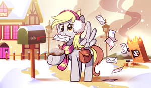 The Eighth Day of Christmas by Karzahnii
