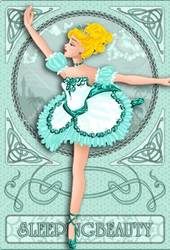 Sleeping beauty Ballet by LadyAmber