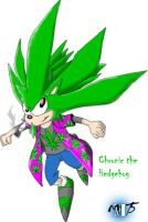 the first hedgehog chronic by megamike75