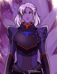 fem!lotor by Space-Marshmallow