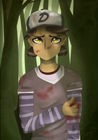 Clementine by SableSapphireArt