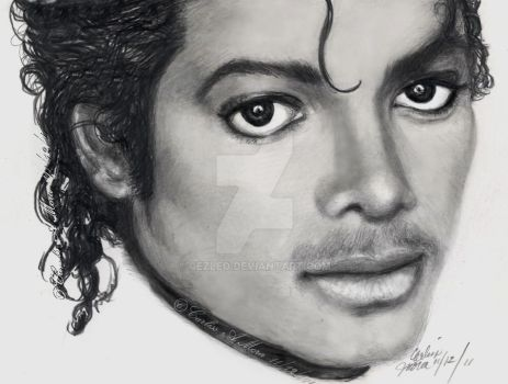 MJ-Hard To Believe He Wasn't A Dream - Not Digital by CezLeo