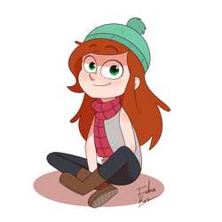 Young Wendy by falmakez