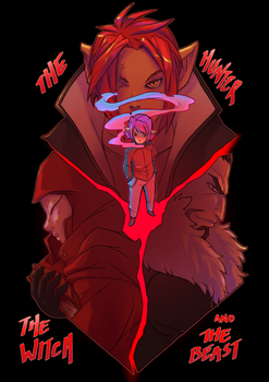 Shadowlark Symphony Chapter One Cover by Icymasamune