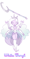 Steven Universe: White Beryl by PrincessCallyie
