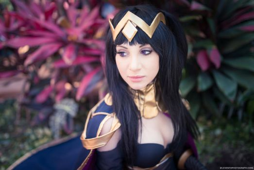 Tharja 1 by weirdtakoyaki